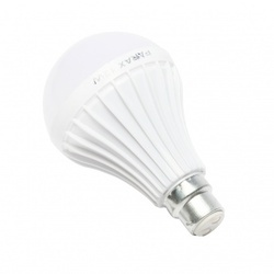Cool White Aluminum Parax LED Bulb, 2700 - 6500 K, 9 W