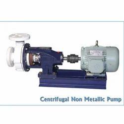 Centrifugal Non Metallic Pump