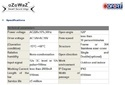 oZoWaZ Waist Height Tripod Turnstile (OZTTC-01SBD)