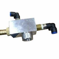 Powder Coating Injector Pump