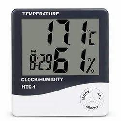 HTC-1 Humidity Clock