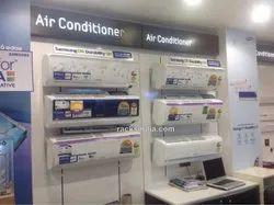 Display Wall for Air Conditioners