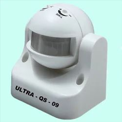 PIR Motion Sensor - 180 Degree - Ultra-QS-09