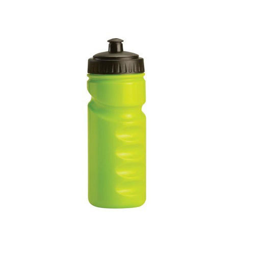5f4799f2a2 Green And Black Grippy Water Bottle, Capacity: 500ml, Rs 20 /piece ...