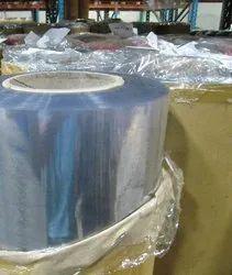 Clear Soft PVC Rolls