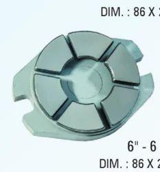 6x6 Segment Carbon Thrust Bearing