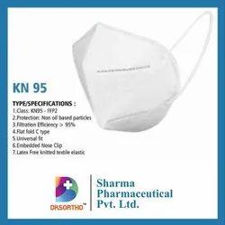 DKSORTHO Reusable KN 95 Mask, Certification: Iso Ce