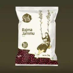 Aaha Impex Kidney Bean Thyme Rajma Jammu, Packaging Size: 1 Kg, Packaging Type: Packets