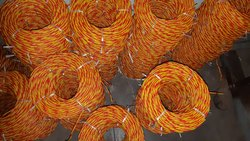 2 Two Core Twisted 40/76 Copper Flexible PVC Wire