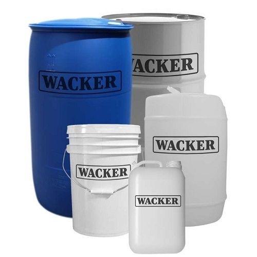 Wacker Silicone AK 300000, 35 Kg & 200 Kg