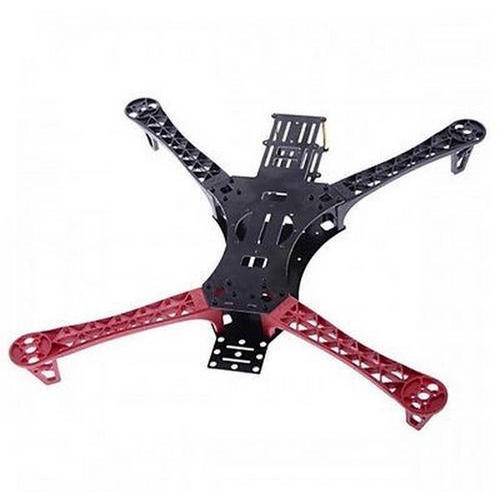 MWC X-Mode Alien Multicopter Quadcopter Frame Kit ...