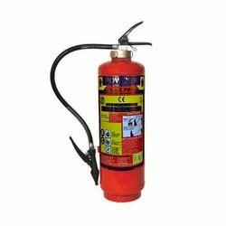 Amprex Mild Steel Dry Powder Type BC Fire Extinguisher