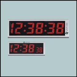 Synchronizes Digital Clock (Master-Slave)