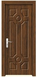 Wood Decorative Membrane Doors