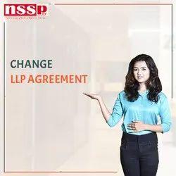 Change LLP Agreement
