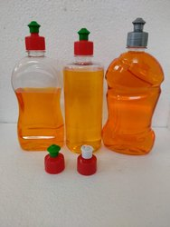 Plastic Dish Wash Bottle