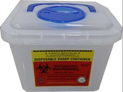 PP Sharp Container