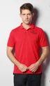 Van Heusen Red T Shirt