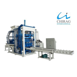 Concrete Hollow Brick Making Machine