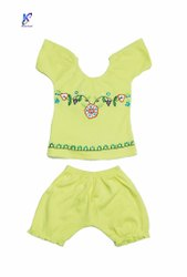 Summer Baby Girl Top and Shorts