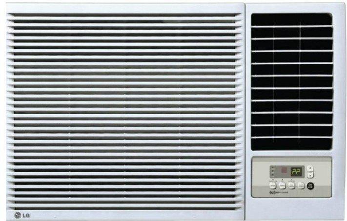 LG 1.5 Ton 3 Star Window AC, White, Copper Condenser, LWA18CPXA