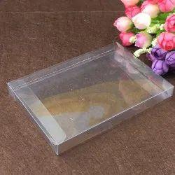 Pvc diary cover box