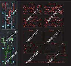 CAD / CAM Individual Designer Autocad to gerber
