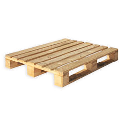 Rectangular Wooden Pallet