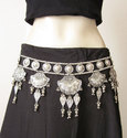 Bollywood Belly Dance Tribal Jewellery Belt