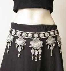 Bollywood Belly Dance Tribal Jewellery Belt
