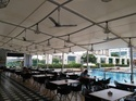 Cafeteria Canopy Tensile Structure