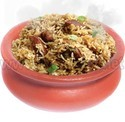 Clay Biryani Cooking Handi