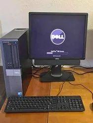 DELL DESKTOP REFURBISHED COMPLETE SET (2GB-160GB) CORE 2 DUO, Screen Size: 17