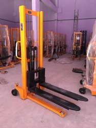 Manual Hydraulic Drum Lifting Stacker