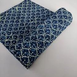 42-44 Inch Stylish Pure Cotton Gamrnets Fabric, For Garments, 100-150