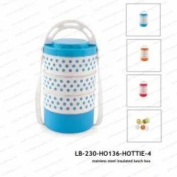 Steel Insulated Lunch Box-LB-230
