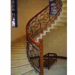Designer Mild Steel Staircase