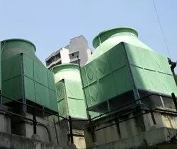 FRP Cooling Towers Repairing Service