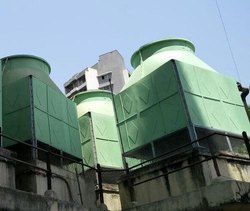 FRP Cooling Tower Repairing Services