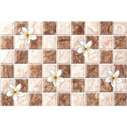 Gloss Ceramic Digital Printed Wall Tiles, Thickness: 5-10 mm, Size: 30 * 60 (cm)