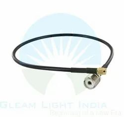 RF Cable Assemblies UHF Female to SMA male in LMR200