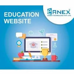 PHP/JavaScript Dynamic Education Website