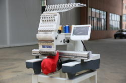 Fortever Single Head Embroidery Machine