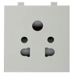 Anchor Roma 6 Amp Electrical Socket