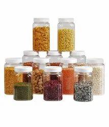Pet Jar Plastic Caps