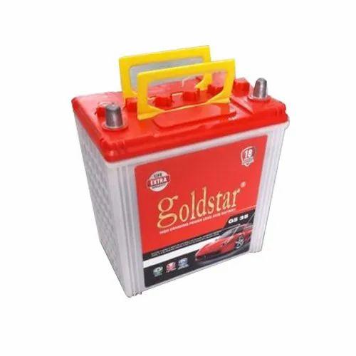 Goldstar Car Battery