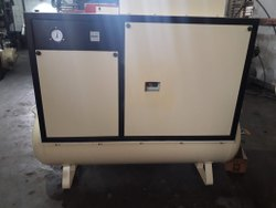 Tank Mounted MR Reciprocating Silent Air Compressor