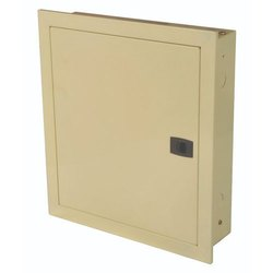 Radiant Mild Steel Electrical Distribution Boxes, IP Rating: IP33, Model Name/Number: Double Door