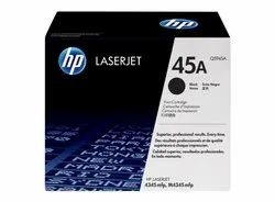 HP 45A Black Original Laser Jet Toner Cartridge (Q5945A)
