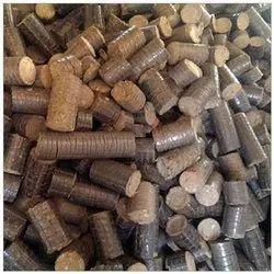 90 Mm Cylindrical Bio Coal